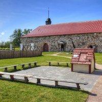 В крепости Корела :: Константин