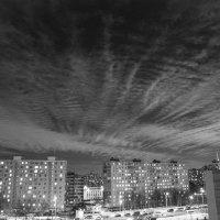 Небесное одеяло :: Александр Мосс