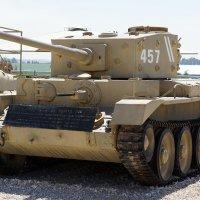 Танк  Mk.VIII «Кромвель» :: mikhail