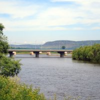 Мост через Уду :: Валентин Когун