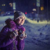 Вечерняя прогулка :: Роман Маркин