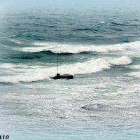 Анапа. Вид с набережной Высокий берег... :: Нина Бутко