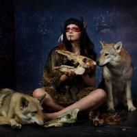 Повелительница волков :: Юлия Астратенко