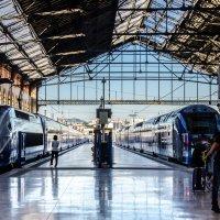 Вокзал в Марселе :: Наталия