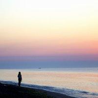 рассвет в июле :: Татьяна Счастливая