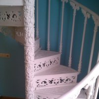 Кружевная винтовая лестница :: Tarka