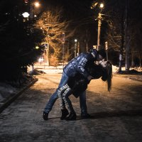 Любовь :: Aleksey Vereev