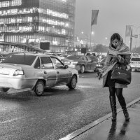 Поймать такси :: Вадим Белоусов