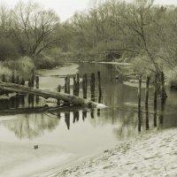 Старый мост :: Татьяна Панчешная