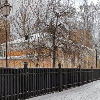 Забор. :: Oleg4618 Шутченко