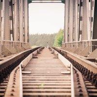 Мост :: Дмитрий Заборонок
