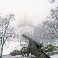 Детинец зимой :: Сергей Тарабара