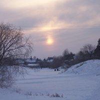 Зимний пейзаж :: Надежда