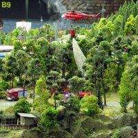 Тушение лесного пожара :: Вера Щукина