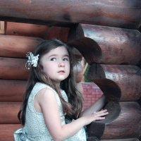маленькая девочка :: Анастасия Рогозина