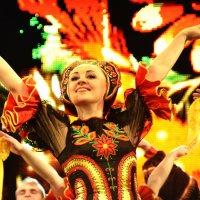 В танце :: Владимир Ракитин
