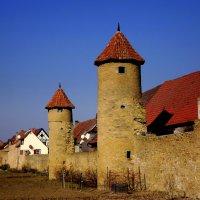 Старый город.. :: Эдвард Фогель