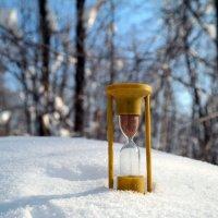 Истекает время зимы.. :: Андрей Заломленков