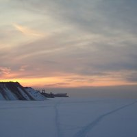 Солнце скрылось за горою... :: Miko Baltiyskiy