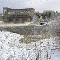 Нарвская ГЭС :: leo yagonen