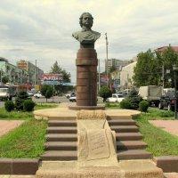 Махачкала. Памятник Петру Первому. :: Владимир Драгунский