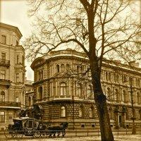 сон про старый Петербург :: Елена