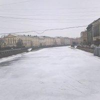 Фонтанка утром :: Митя Дмитрий Митя