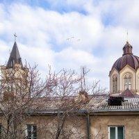 Ожидание Весны. :: Вахтанг Хантадзе