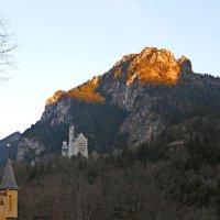 Альпийская баллада :: Михаил Лесин