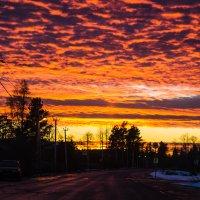 Прекрасный закат :: Алёнка Шапран