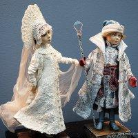 сказочная парочка-куклы :: Олег Лукьянов