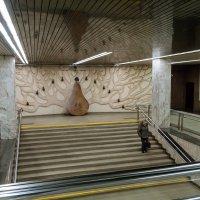 Станция метро Грушевская :: Никола Н