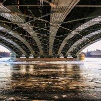 Троицкий мост г. Санкт-Петербург. :: Василий Голод