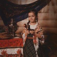 Добрая барышня :: Natalia Petrenko