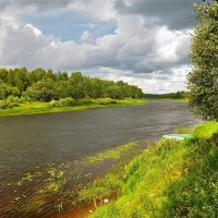 Очарование Мологи реки... :: Sergey Gordoff