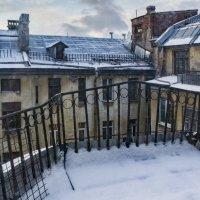 Непарадный Петербург :: Evgeny Kornienko