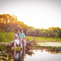 Марина и Юра :: Любовь Илюхина