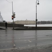 Февраль в Питере :: Маера Урусова