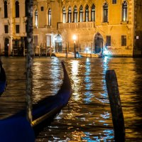 Причал в Венеции :: Наталия