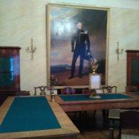 Зал, где выносили приговор декабристам. (музей Комендантский дом). :: Светлана Калмыкова