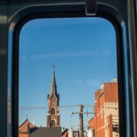 из окна электрички :: MVMarina