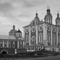 Смоленск.Успенский кафедральный собор. :: Татьяна Панчешная