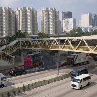 Спальные районы Гонконга :: Sofia Rakitskaia