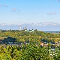Вид на Крестовоздвиженский женский монастырь (г.Полтава). :: Владимир M