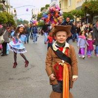 На карнавале. :: Оля Богданович