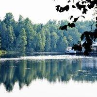 Залив Свири :: Роман Дудкин