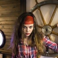 Пиратка :: Роман Дудкин