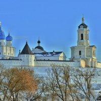 Высоцкий монастырь :: михаил воробьев