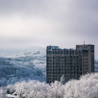 Зима пришла на Кавказ :: Юрий Губков