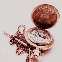 часы бабули Забары Анастасии :: Роза Бара